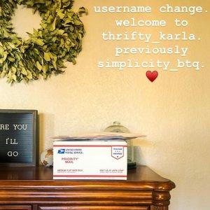 Username Change